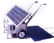The Smart Solar Portable Unit